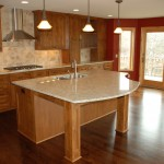 Minnetonka kitchen remodel.