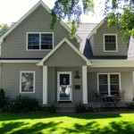 Full 2nd story addition over an original cape cod style house in Edina, MN. Keeping with the original feel of the neighborhood and house, we were able to achieve 3 bedrooms and 2 bathrooms in the new space.