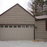 26' by 22' attached garage and mud room addition in Edina.