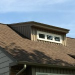 Small dormer addition in St Louis Park, MN.